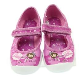 Befado Kinderschuhe Ballerina Hausschuhe 114x306 4