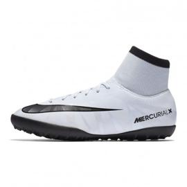Fußballschuhe Nike MercurialX Victory Vi weiß 1