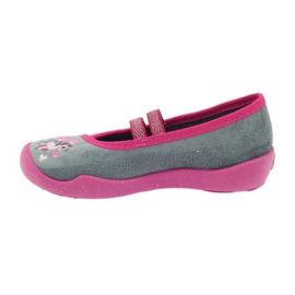 Befado Kinderschuhe Ballerinas Hausschuhe 116x238 2