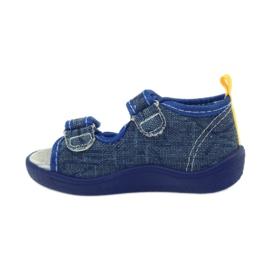 American Club Amerikanische Sandalen Kinderschuhe Leder Einlegesohle 2