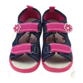 American Club Amerikanische Sandalen Kinderschuhe Leder Einlegesohle 4