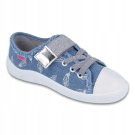 Befado Kinderschuhe 251Y111 blau 1