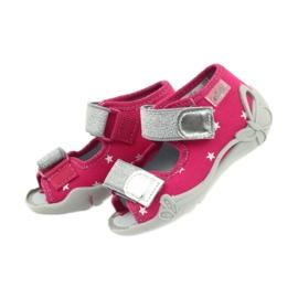 Befado Kinderschuhe Sandalen Hausschuhe 242p085 5