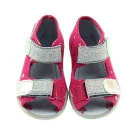 Befado Kinderschuhe Sandalen Hausschuhe 242p085 4