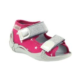 Befado Kinderschuhe Sandalen Hausschuhe 242p085 1