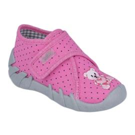 Befado Kinderschuhe 112P185 pink 1