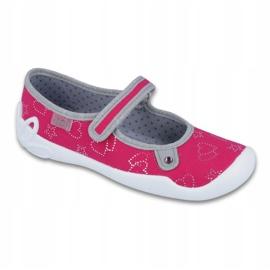 Befado Kinderschuhe 114Y310 pink 1