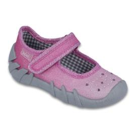 Befado Kinderschuhe 109P171 pink 1