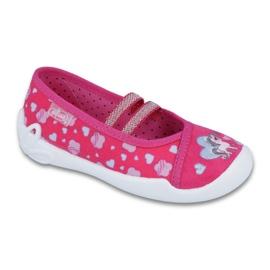 Befado Kinderschuhe 116X237 pink 1