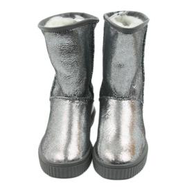 Stiefel Bartek 477750 Naturwolle grau 3