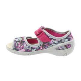 Befado Kinderschuhe Sandalen Leder Einlegesohle 433X029 2