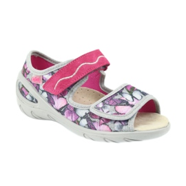 Befado Kinderschuhe Sandalen Leder Einlegesohle 433X029 1