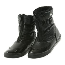 Stiefel mit einer Membran Bartek 47405 schwarz 3