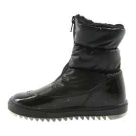 Stiefel mit einer Membran Bartek 47405 schwarz 2