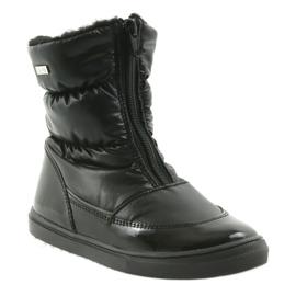 Stiefel mit einer Membran Bartek 47405 schwarz 1