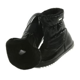 Stiefel mit einer Membran Bartek 44405 schwarz 4