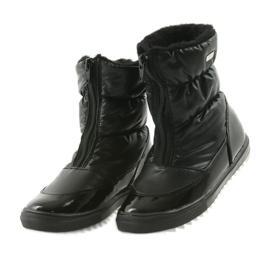 Stiefel mit einer Membran Bartek 44405 schwarz 3