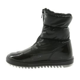 Stiefel mit einer Membran Bartek 44405 schwarz 2