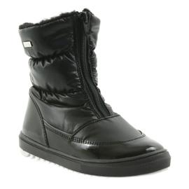 Stiefel mit einer Membran Bartek 44405 schwarz 1