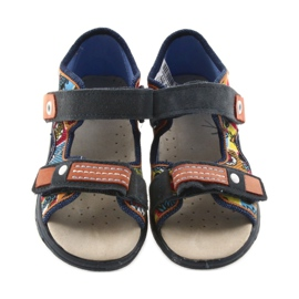 Befado Kinderschuhe Sandalen 065P117 mehrfarbig 3