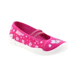 Befado Kinderschuhe 116X237 pink 2