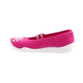 Befado Kinderschuhe 116X237 pink 3