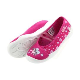 Befado Kinderschuhe 116X237 pink 5