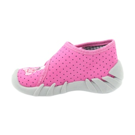 Befado Kinderschuhe 112P185 pink 3