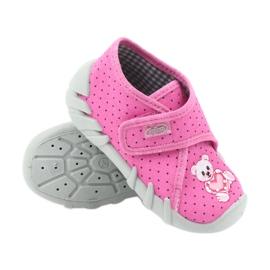 Befado Kinderschuhe 112P185 pink 4