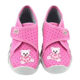 Befado Kinderschuhe 112P185 pink 5