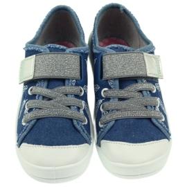 Befado Kinderschuhe 251Y111 blau 5
