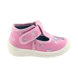 Befado Kinderschuhe 531P009 pink 1