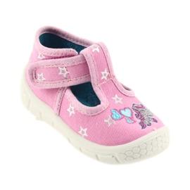 Befado Kinderschuhe 531P009 pink 2