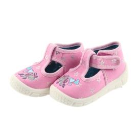 Befado Kinderschuhe 531P009 pink 3