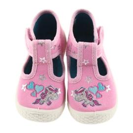Befado Kinderschuhe 531P009 pink 5