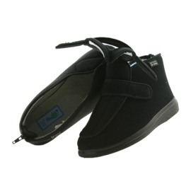 Befado Herrenschuhe pu orto 987M002 schwarz 5
