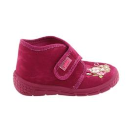 Befado rosa Kinderschuhe 529P026 pink 1