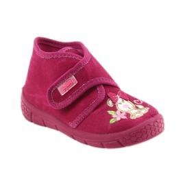 Befado rosa Kinderschuhe 529P026 pink 2