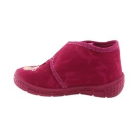 Befado rosa Kinderschuhe 529P026 pink 3
