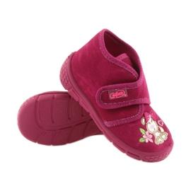 Befado rosa Kinderschuhe 529P026 pink 4