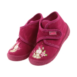 Befado rosa Kinderschuhe 529P026 pink 5