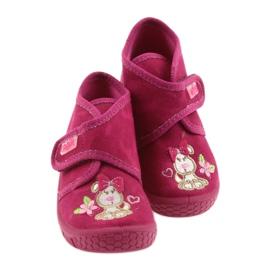 Befado rosa Kinderschuhe 529P026 pink 6