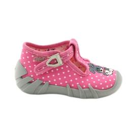Befado Kinderschuhe 110P293 pink 2