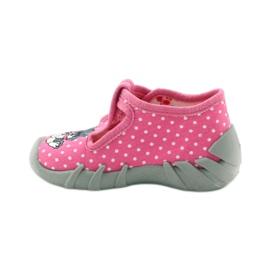 Befado Kinderschuhe 110P293 pink 4