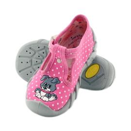 Befado Kinderschuhe 110P293 pink 5