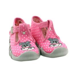 Befado Kinderschuhe 110P293 pink 6