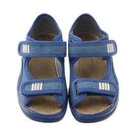Befado Kinderschuhe 113X010 blau 5
