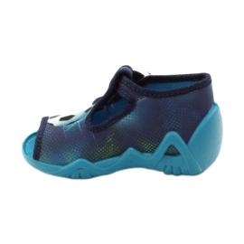 Befado Kinderschuhe 217P090 blau 4