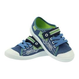 Befado Kinderschuhe 251X093 blau 4