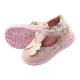 Ren But Ballerinas für Mädchen mit Schleife Ren 1466 pink 5